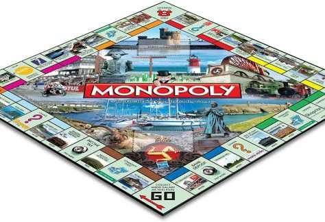 IOM Monopoly