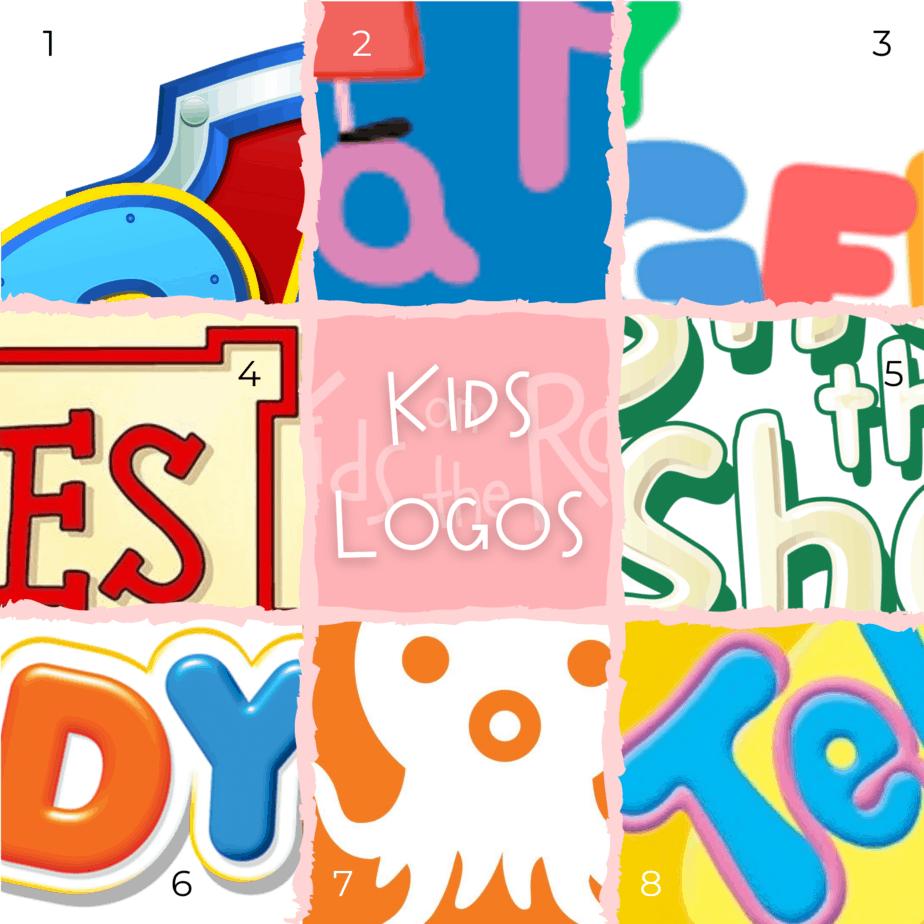 Name that logo - Kids TV