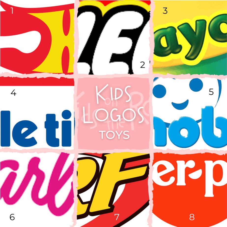 Name that logo - Kids Toys